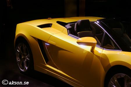 Lamborghini från Bilsalongen2006